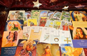 Tirada de Tarot - El Siete Magico